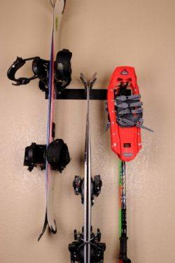 Rough Rack 3-6 Ski & Snowboard Rack