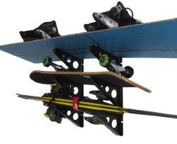 Ski and Snowboard Storage Rack – StoreYourBoard