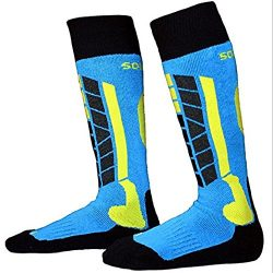 Freestyle – Best Warm Unisex Ski & Snowboard Sock, Lightweight, Thin, Quick Dry, Anti- ...