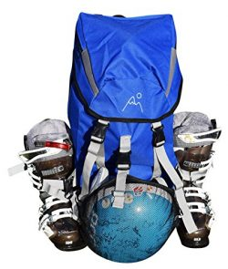 Mt Sun Gear Ski Boot Pack Boot Bag by BootYo! The perfect bag to carry ski and snowboard boots a ...