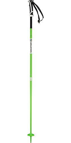 Salomon Arctic Ski Pole, Green, 120