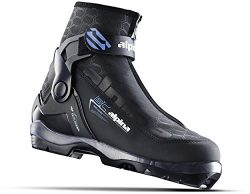 Alpina Sports Women's Outlander Eve Backcountry Cross Country Nordic Ski Boots, Black/Blue ...