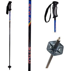 "Ski Poles Carbon Fiber Graphite Composite Mens / Womans – Stylo TriXweave Freestyle "" ..."