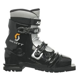 SCOTT Excursion Telemark Boot-Black/Silver-25.5