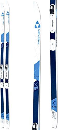 Fischer Spirit Crown My Style XC Skis Womens Sz 194cm