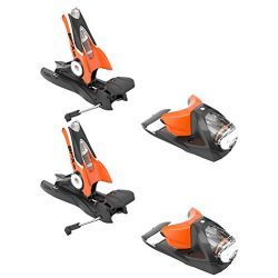 Look SPX 12 Dual Ski Bindings – 120/Black-Orange