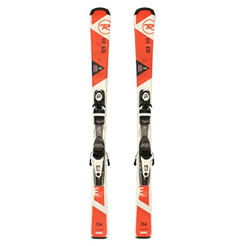 Used 2015 Rossignol Experience RTL Skis With Rossi Axium