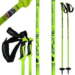 "Ski Poles Carbon Composite Graphite – Zipline ""Blurr"" 16.0 U.S. Ski Team Offic ..."