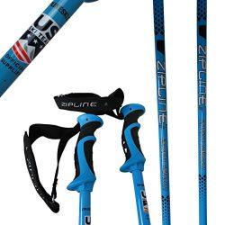 "Ski Poles Carbon Composite Graphite – Zipline ""Blurr"" 16.0 U.S. Ski Team Offic ..."