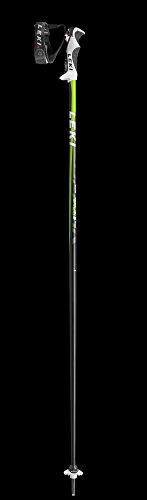 Leki Spark Lite S Ski Pole Anthracite/Green 125