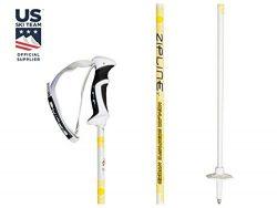 "Ski Poles – Zipline Kevlar Graphite Hybrid Composite ""Podium 14.0 K"" U.S. Free ..."