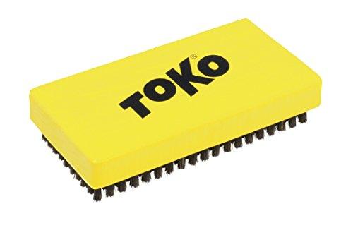 Toko Horsehair Base Brush, Black, Square