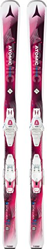 Atomic Vantage X 74 Womens Skis with Lithium 10 Bindings 2018 – 140cm