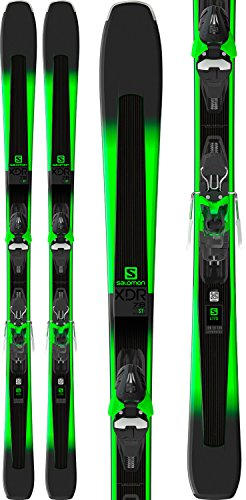 Salomon XDR 78 T Ski System with Mercury 11 Bindings Mens