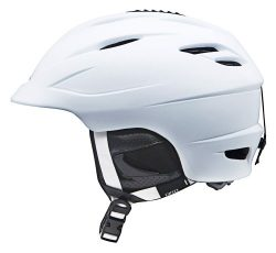 Giro Seam Snow Helmet (Matte White, Medium)