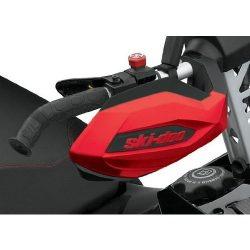 Ski-Doo 860200471 Viper Red Air Deflector Kit for Backcountry X