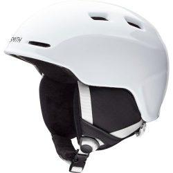 Smith Optics Unisex Youth Zoom Jr Snow Sports Helmet – White Youth Small (48-53CM)