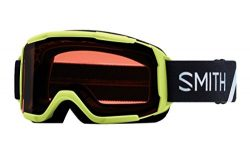 Smith Optics Youth Daredevil Snow Goggles Acid Squall Frame/RC36