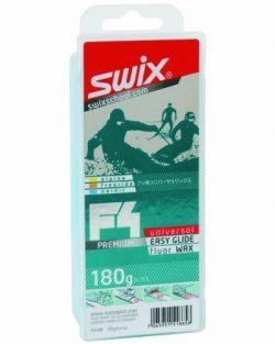 Swix F4 Universal Wax Solid Bar (Fluoro 180g)