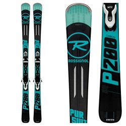 Rossignol Pursuit 200 Carbon Skis with Xpress 10 Bindings 2018 – 163cm