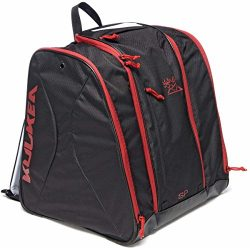 Kulkea Speed Pack Ski Boot Bag – 53L Black/Red