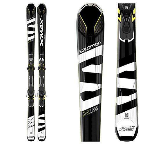 2017 Salomon X-Max X12 Skis W/ XT12 Ti Bindings (155