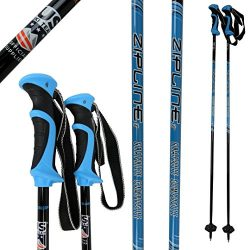 "Ski Poles Carbon Composite Graphite – Zipline ""Lollipop"" U.S. Ski Team Officia ..."