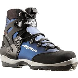 Alpina – BC 1550 Eve Nordic Boot Women – 37 – Black/Blue