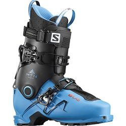 Salomon S/Lab MTN Alpine Touring Boots 2018-27.5/Translucent Blue-Black