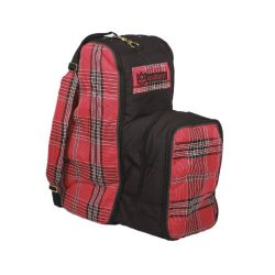 Kensington KPP English Boot Carry All Bag, Deluxe Red Plaid, One Size