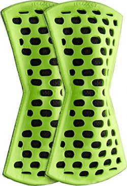 remodeez REMB1GR6  Natural Carbon Odor and Moisture Remover: Footwear Deodorizer, Green (Pair)
