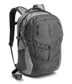 The North Face Women's Borealis Backpack, Tnf Dark Grey Heather/Tnf Medium Grey Heather, O ...