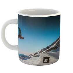 Westlake Photography – Coffee Cup Mug – Ski Powder – Modern Picture Photograph ...