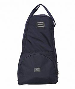 TuffRider Helmet And Boots Bag – Navy – STD
