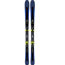 Salomon XDR 80 TI Ski System with Bindings Mens