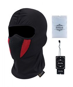 Balaclava Ski Mask, Zoizlla Motorcycle Face Mask for Men/Women, Thin Breathable Face Mask, Tacti ...