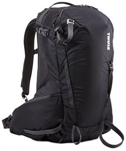 Thule Upslope Snowsports Backpack, Black/Dark Shadow, 20 L