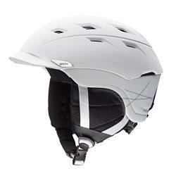 Smith Optics Variance Adult Mips Ski Snowmobile Helmet – Matte White / Small