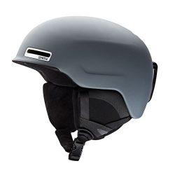 Smith Optics Unisex Adult Maze Snow Sports Helmet – Matte Charcoal Medium (55-59CM)
