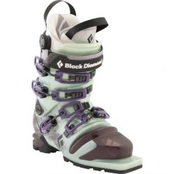 Black Diamond Stiletto Telemark Boots Women's