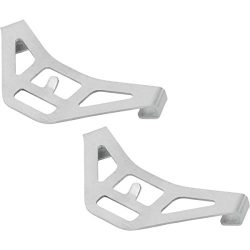 Voile Ski Skin Tail Clips One Color, Narrow