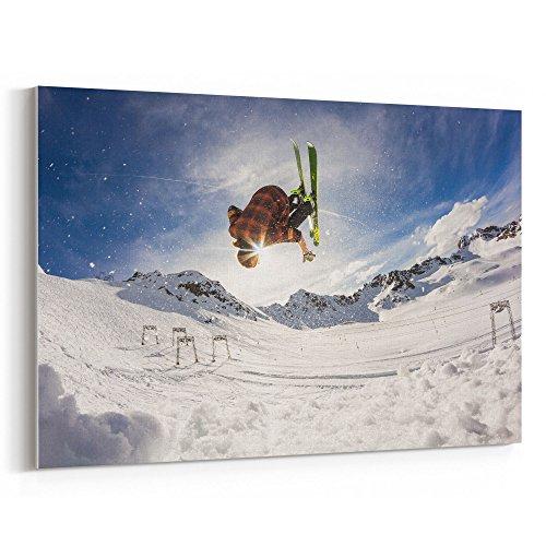 Westlake Photography – Canvas Print Wall – Cataloochee Ski – Canvas Stretched  ...