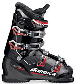 Nordica Cruise 60 Ski Boots 2018 – 26.5/Black-Grey