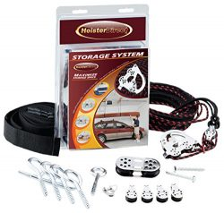 Hoister Direct 7803.JEEP – Overhead Storage Hoist for Jeep Top removal, Truck Caps, Bikes, ...
