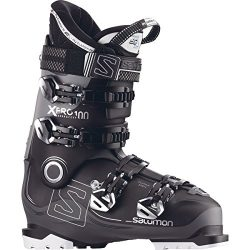 Salomon X-Pro 100 Ski Boots 2018-27.5/Black-Anthracite-Light Grey