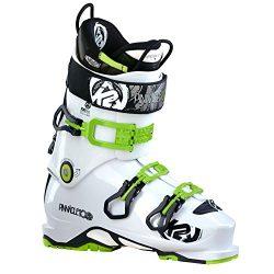 K2 Pinnacle 100 Ski Boots Mens Sz 9.5 (27.5)