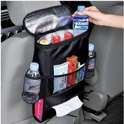 Auto Car Back Seat Boot Organizer Trash Net Holder Multi-Pocket Travel Storage Bag Hanger for Au ...