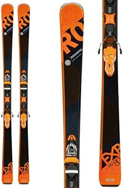 Rossignol Experience 80 HD Skis with Xpress 11 Bindings 2018 – 176cm