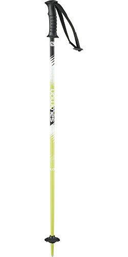 Salomon Kaloo Junior Ski Pole, Yellow, 105