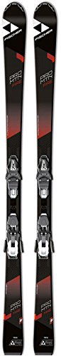 Fischer Pro Mtn Fire Skis with Fischer RS9 Bindings – Mens